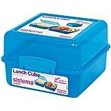 Sistema Lunch Cube Lunchbox - Aqua