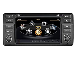 See susay(TM) for BMW 3 Series E46 1998-2006Car DVD Player With GPS Navigation(free Map)Audio Video Stereo System with Bluetooth , USB/SD, AUX Input, Radio(AM/FM), TV, Plug & Play Installation Details