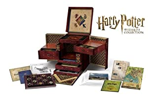 Harry Potter Wizard's Collection (Blu-ray / DVD Combo + UltraViolet Digital Copy) $154.99