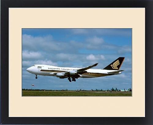 framed-print-of-boeing-747-400f