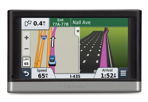 BUYs Garmin nüvi 2497LMT 4.3-Inch Portable Vehicle GPS with ... on