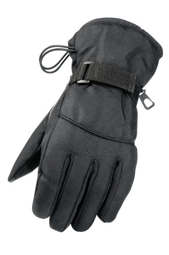 Raider SX3 Snow Gloves (Black) ac110v ac220v dc12v dc24v motor driven air raid siren metal horn for industry boat alarm ms 390