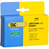 Tacwise 140/12 STAPLES 12MM  (2000)