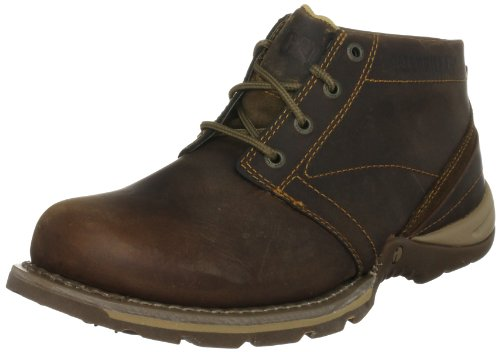 Cat Footwear Men's Harding Dark Beige Lace Up 709575 9 UK, 43 EU