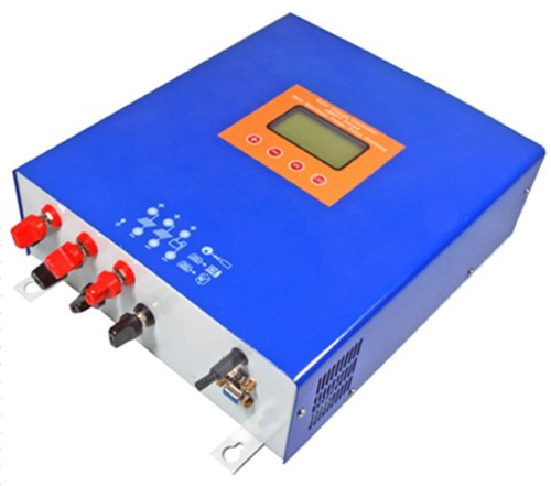Ten-high 60A Solar Charge Controller Regulator 48v Auto