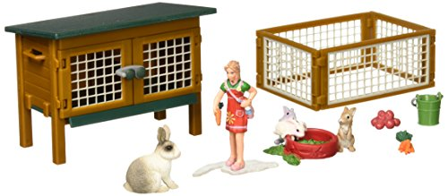 schleich-north-america-rabbit-hutch-with-rabbits-feed-playset