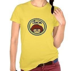 Daria: Daria Logo Tee - Girls