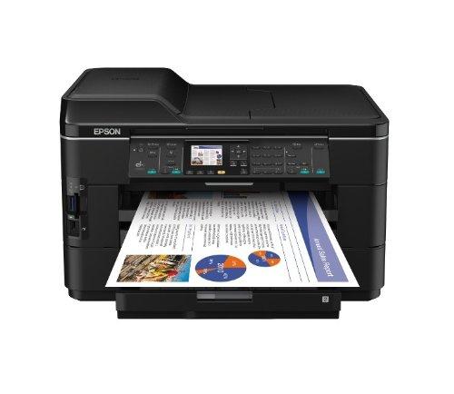 Epson Workforce Wf-7525 A3 printer