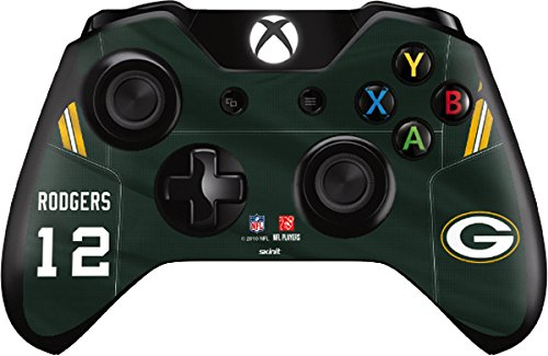 Aaron Rodgers - Green Bay Packers - Skin for Xbox One - Controller