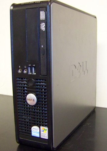 Dell Optiplex 745 Sff Computer, Fast Intel Pd 3.0Ghz Dual Core Processor, 2Gb Ddr2 Memory, 80Gb Sata Hard Drive, Dvd/Cdrw Optical Drive, Intregrated Lan/Audio, Onboard Video, Windows Xp Pro Installed