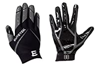 EliteTek RG-14 Football Gloves Youth…