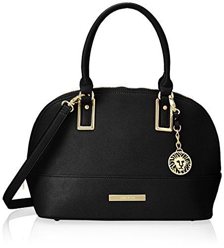 anne-klein-shimmer-down-women-black-shoulder-bag