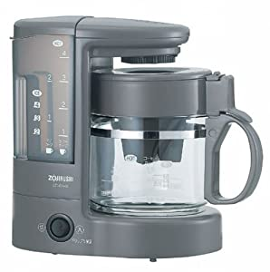 5 Cup Coffee Maker Zojirushi : Amazon.com: ZOJIRUSHI coffee maker coffee experts [Cup approximately 1 ~ 4 tablespoons] Brown EC ...