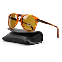 Persol PO0714 Sunglasses 96/33-5221 - Light Havana Crystal