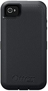 OtterBox Apple iPhone 4 & 4S Proctective ION Defender Series Case (Retail Packaging) Black from OtterBox