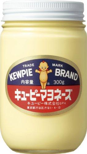 キユーピー マヨネーズ(瓶) 300g×4個