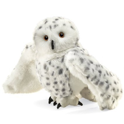 Folkmanis-Snowy-Owl-Hand-Puppet