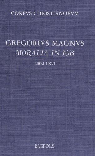 Moralia in Iob, Gregorius Magnus, der Große Gregor I., Marc Adriaen