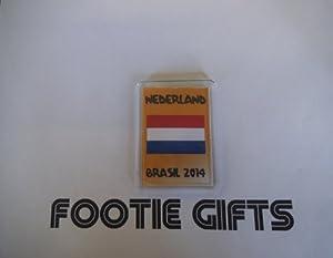 Holland F.A - World Cup 2014 Fridge Magnet (NEDERLAND)