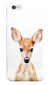 Dreambolic Little-Deer Back Cover For Iphone 6S Plus