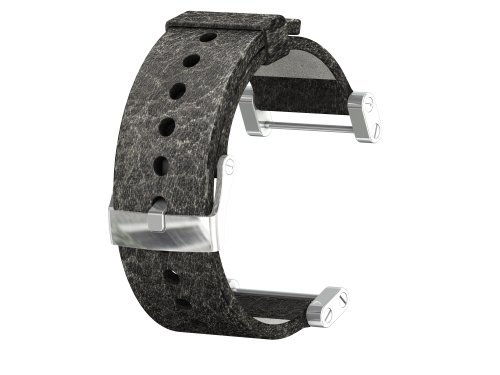 Suunto Core Wrist-Top Computer Watch Replacement Strap (Leather Black)