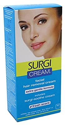 Best Cheap Deal for Surgi-Cream Extra Gentle Hair Remover For Face Shaving Creams by Ardell - Free 2 Day Shipping Available