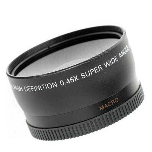 Neewer 52Mm Wide-Angle Lens ~Including Bag~ For Nikon D40 D50 D60 D70 D80 D40X