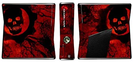 Gears of War 3 Limited Edition Console Skin for Xbox 360 Slim