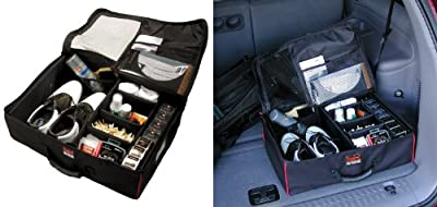 Trunk-It Golf Gear Storage Trunk Organizer/Locker for Car or Truck