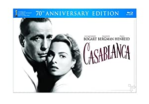 Casablanca: 70th Anniversary (Limited Collector's Edition) [Blu-ray + DVD] (Bilingual)