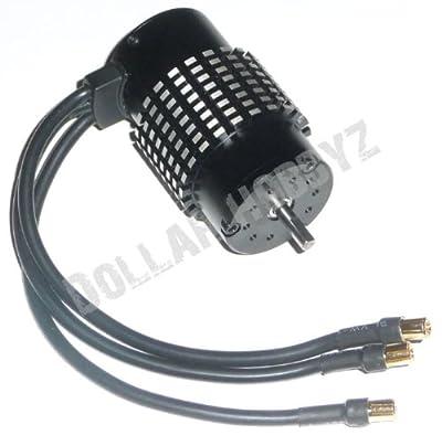 HPI Vorza Flux HP * TORK 2200kV BRUSHLESS MOTOR* 2200 kV # 100685 (Savage esc