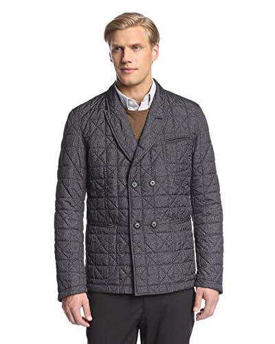 Armani Collezioni Men's Quilted Blazer