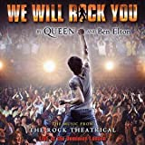 Original Cast Recording We Will Rock You + Bonus Track (25 Trks) Aust Excl
