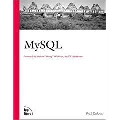 Mysql (New Riders Professional Library)
