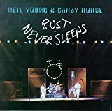 Neil Young - Rust Never Sleeps ( Audio Cassette ) - B000002KDH