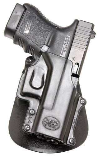 Fobus Standard Holster RH Paddle GL4 Glock 29/30/39/ 21SF/30SF / S&W 99 / S&W Sigma Series V from Fobus
