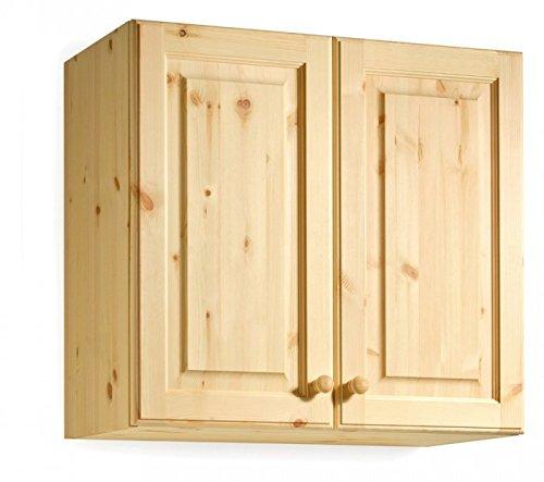 Mueble de colgar - madera de pino - 80x72x35 - bruto