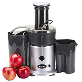 Breville JE900 Juice Fountain Professional Juice Extractor
