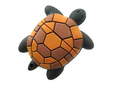 USB Tortoise 4GB - Memory stick/drive for XP/Vista/Windows 7/Mac by EASYWORLD