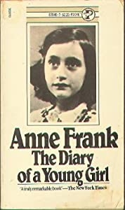 "Cover of ""The Diary of a Young Girl"""