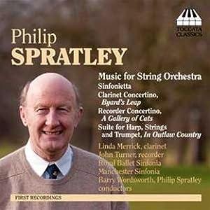 スプラトレー:弦楽オーケストラのための作品集