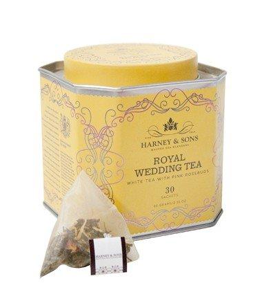 Harney & Sons Royal Wedding Tea 30 Sachet Tin