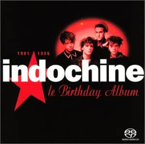 Birthday album 1981-1996 - Format SACD