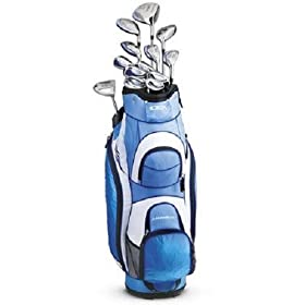 Adams Golf Ladies' IDEA a3 OS 13-Piece Complete Set (Right-handed)