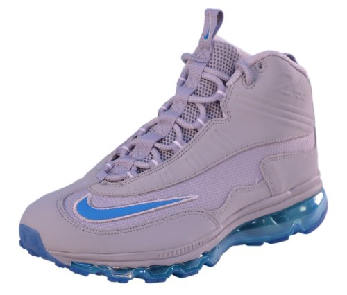 hot sale online 1a1d9 1ade6 Nike Men s Air Max JR Basketball Training Shoes Light Gray Teal 11