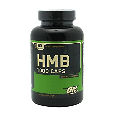 Optimum Nutrition HMB 1000 Caps -- 90 Capsules