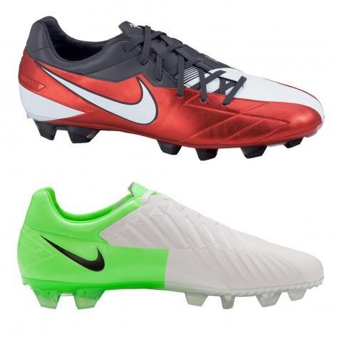 Nike Fussballschuhe T90 Laser IV KL FG 472555