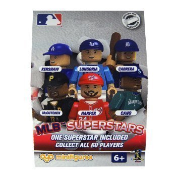 MLB Superstars Mystery OYO Mini Figure Limited Edition Find Golden OYO
