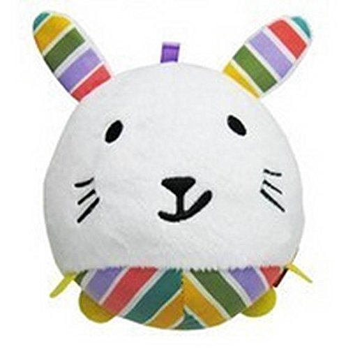 Chime Ball Infant Activity Animal Toy Rabbit Baby Rattle Toy 0-12Months Child Brand Product front-1055628