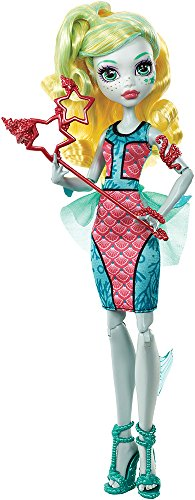 Monster High Dance The Fright Away Lagoona Blue Doll